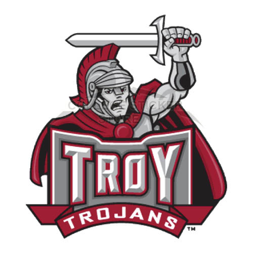 Diy Troy Trojans Iron-on Transfers (Wall Stickers)NO.6600