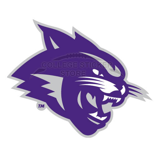 Customs Abilene Christian Wildcats 2013-Pres Partial Iron-on Transfers (Wall Stickers)NO.3680