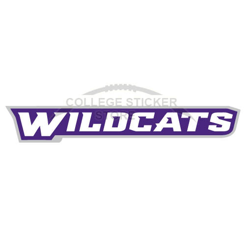 Customs Abilene Christian Wildcats 2013-Pres Wordmark Logo Iron-on Transfers (Wall Stickers) N3683