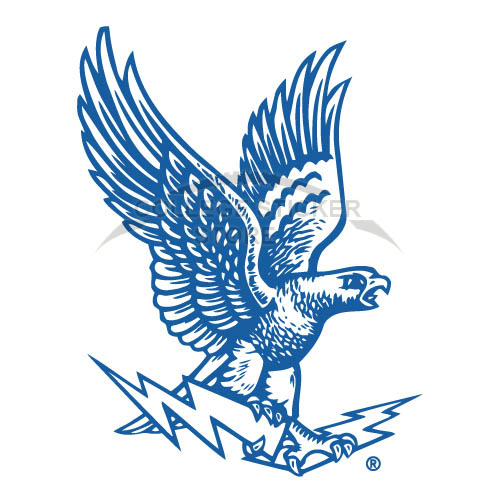 Customs 1963-1994 Air Force Falcons Primary Iron-on Transfers (Wall Stickers)NO.3694