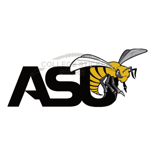 Customs 1999-Pres Alabama State Hornets Primary Iron-on Transfers (Wall Stickers)NO.3710