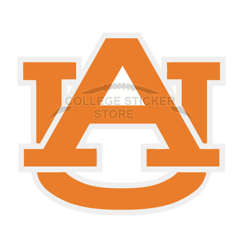 Customs Auburn Tigers 1982 Pres Alternate Iron-on Transfers (Wall Stickers)NO.3760