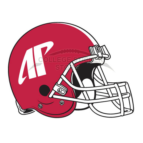 Customs Austin Peay Governors 0 Pres Helmet Iron-on Transfers (Wall Stickers)NO.3764