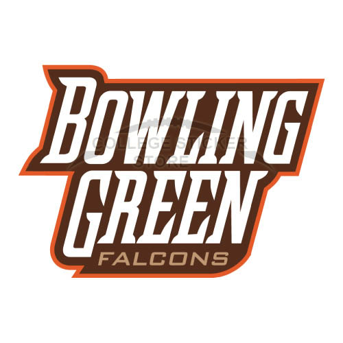 Customs Bowling Green Falcons Iron-on Transfers (Wall Stickers)NO.4020