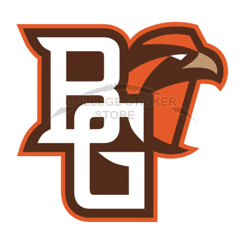 Customs Bowling Green Falcons Iron-on Transfers (Wall Stickers)NO.4022