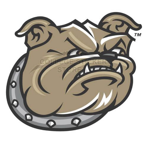 Customs Bryant Bulldogs Iron-on Transfers (Wall Stickers)NO.4032