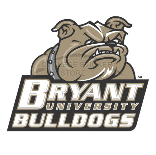 Customs Bryant Bulldogs Iron-on Transfers (Wall Stickers)NO.4034
