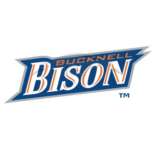 Customs Bucknell Bison Iron-on Transfers (Wall Stickers)NO.4036
