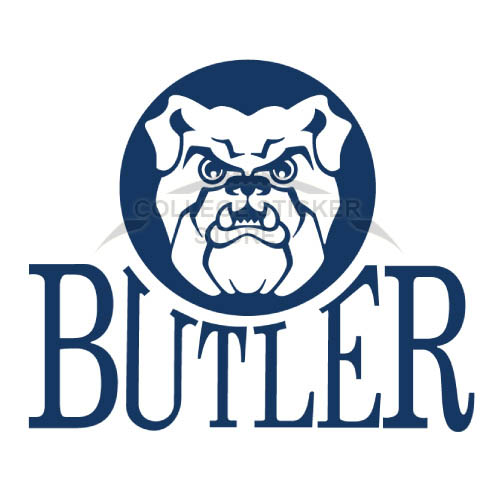 Customs Butler Bulldogs Iron-on Transfers (Wall Stickers)NO.4047