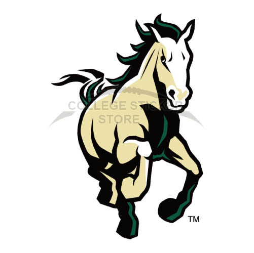 Customs Cal Poly Mustangs Iron-on Transfers (Wall Stickers)NO.4052