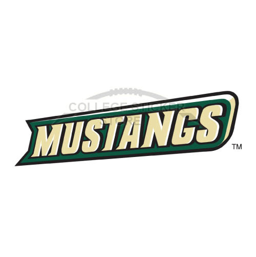 Customs Cal Poly Mustangs Iron-on Transfers (Wall Stickers)NO.4054
