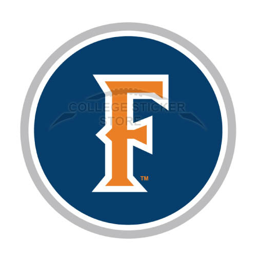 Customs Cal State Fullerton Titans Iron-on Transfers (Wall Stickers)NO.4068