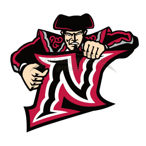 Customs Cal State Northridge Matadors Iron-on Transfers (Wall Stickers)NO.4070