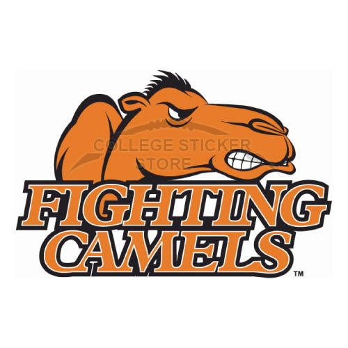 Customs Campbell Fighting Camels Iron-on Transfers (Wall Stickers)NO.4086