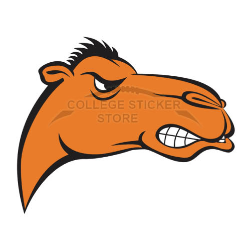 Customs Campbell Fighting Camels Iron-on Transfers (Wall Stickers)NO.4087