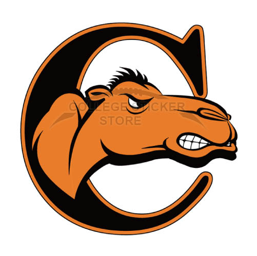 Customs Campbell Fighting Camels Iron-on Transfers (Wall Stickers)NO.4088