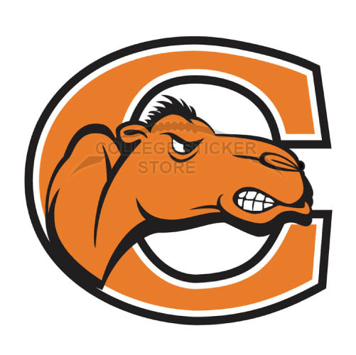 Customs Campbell Fighting Camels Iron-on Transfers (Wall Stickers)NO.4089