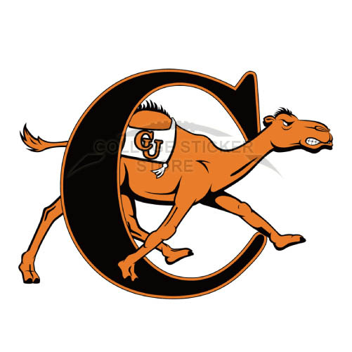 Customs Campbell Fighting Camels Iron-on Transfers (Wall Stickers)NO.4090