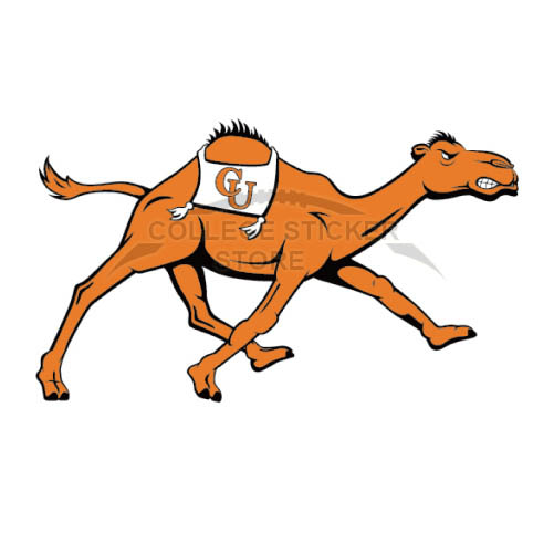 Customs Campbell Fighting Camels Iron-on Transfers (Wall Stickers)NO.4092