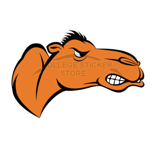 Customs Campbell Fighting Camels Iron-on Transfers (Wall Stickers)NO.4093