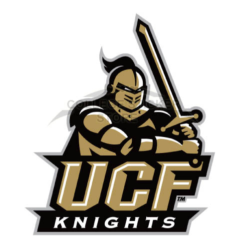 Customs Central Florida Knights Iron-on Transfers (Wall Stickers)NO.4114