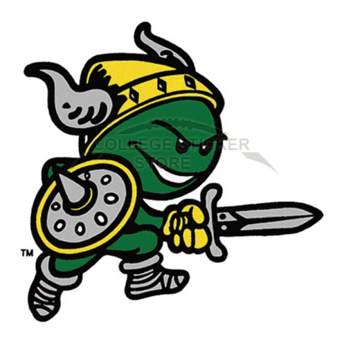 Customs Cleveland State Vikings Iron-on Transfers (Wall Stickers)NO.4152