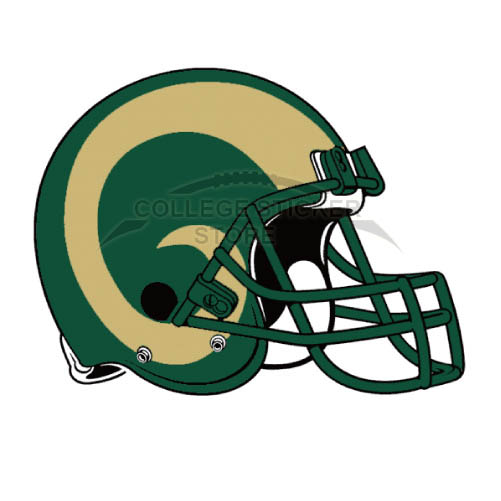 Customs Colorado State Rams Iron-on Transfers (Wall Stickers)NO.4181
