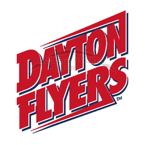 Customs Dayton Flyers Iron-on Transfers (Wall Stickers)NO.4223
