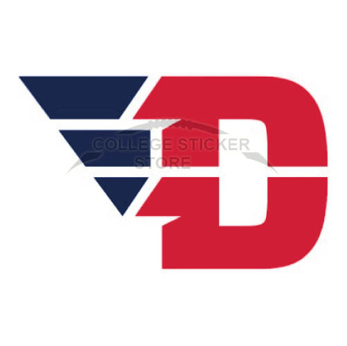 Customs Dayton Flyers Iron-on Transfers (Wall Stickers)NO.4224