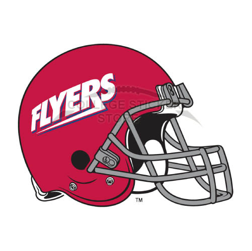 Customs Dayton Flyers Iron-on Transfers (Wall Stickers)NO.4226