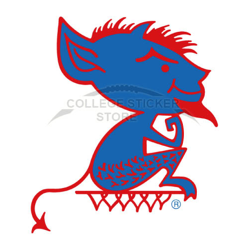 Design DePaul Blue Demons Iron-on Transfers (Wall Stickers)NO.4263