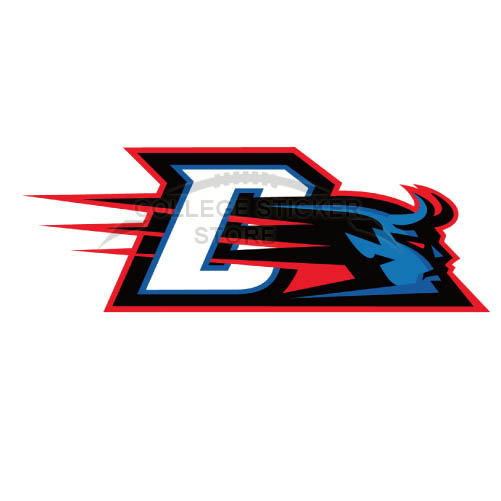 Design DePaul Blue Demons Iron-on Transfers (Wall Stickers)NO.4267