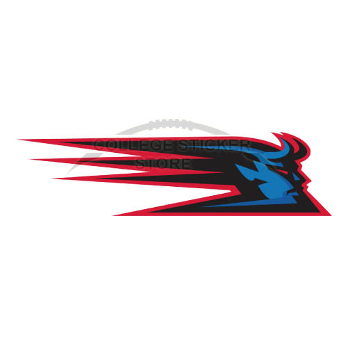 Design DePaul Blue Demons Iron-on Transfers (Wall Stickers)NO.4270