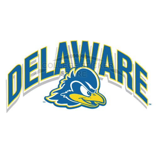 Customs Delaware Blue Hens Iron-on Transfers (Wall Stickers)NO.4227