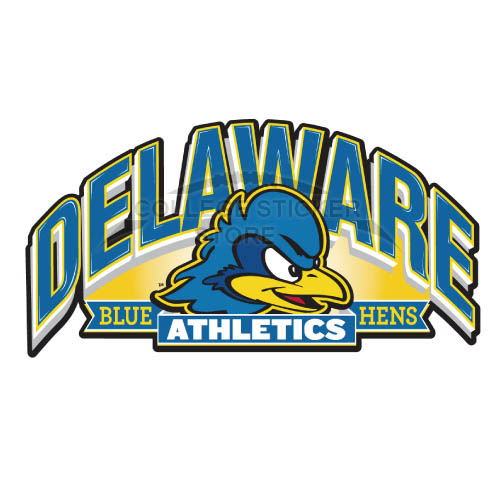 Customs Delaware Blue Hens Iron-on Transfers (Wall Stickers)NO.4229