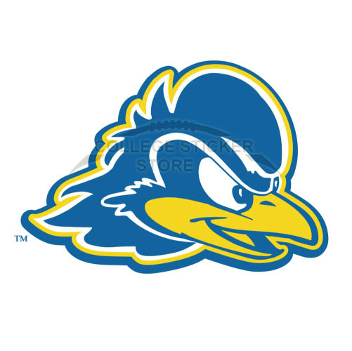 Customs Delaware Blue Hens Iron-on Transfers (Wall Stickers)NO.4230