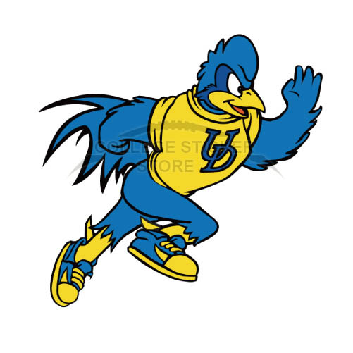 Customs Delaware Blue Hens Iron-on Transfers (Wall Stickers)NO.4235