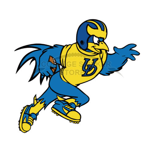 Customs Delaware Blue Hens Iron-on Transfers (Wall Stickers)NO.4238