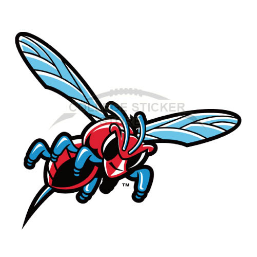 Customs Delaware State Hornets Iron-on Transfers (Wall Stickers)NO.4245