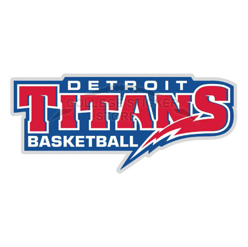 Design Detroit Titans Iron-on Transfers (Wall Stickers)NO.4274