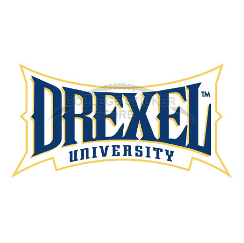 Design Drexel Dragons Iron-on Transfers (Wall Stickers)NO.4280