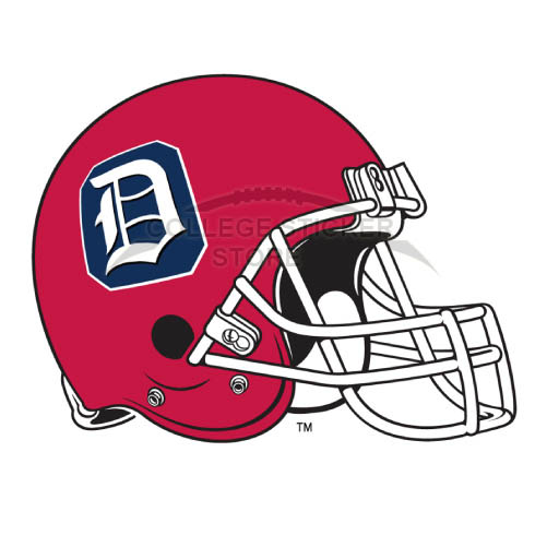 Design Duquesne Dukes Iron-on Transfers (Wall Stickers)NO.4300
