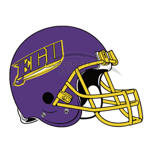 Design East Carolina Pirates Iron-on Transfers (Wall Stickers)NO.4313