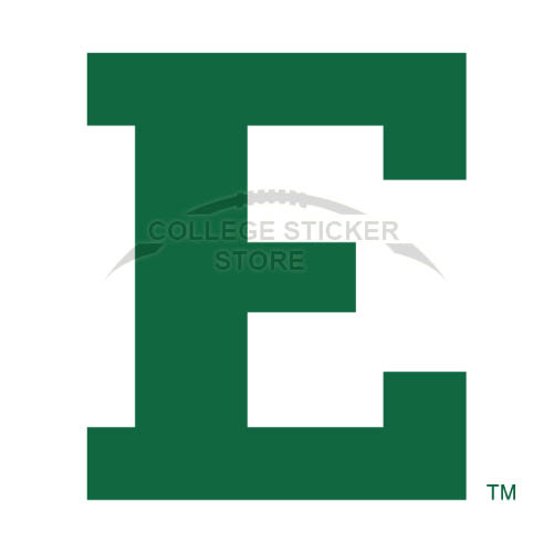Design Eastern Michigan Eagles Iron-on Transfers (Wall Stickers)NO.4326