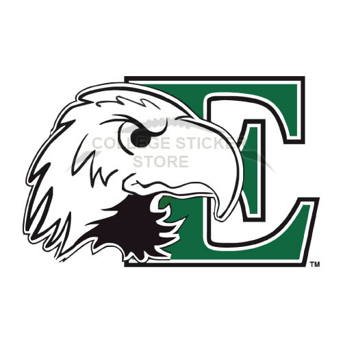 Design Eastern Michigan Eagles Iron-on Transfers (Wall Stickers)NO.4327