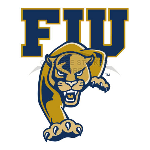 Design FIU Panthers Iron-on Transfers (Wall Stickers)NO.4366