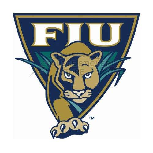 Design FIU Panthers Iron-on Transfers (Wall Stickers)NO.4367