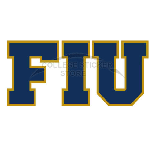 Design FIU Panthers Iron-on Transfers (Wall Stickers)NO.4368