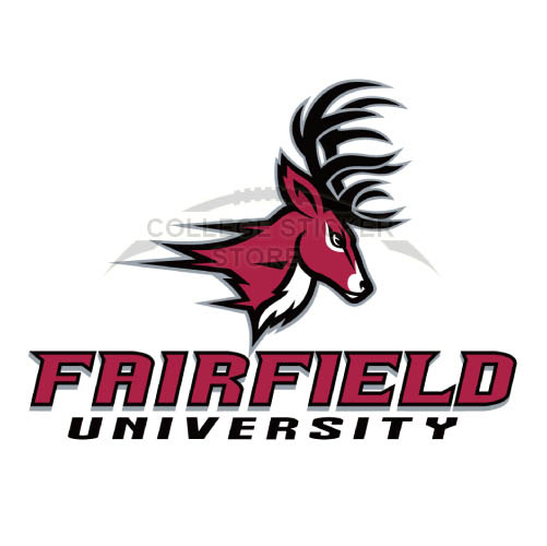 Design Fairfield Stags Iron-on Transfers (Wall Stickers)NO.4354