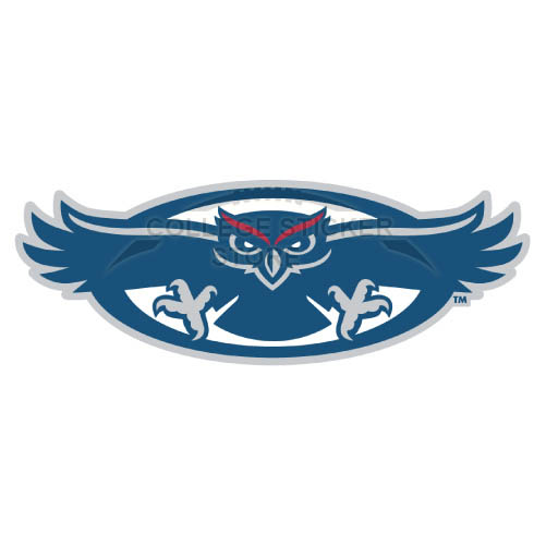 Design Florida Atlantic Owls Iron-on Transfers (Wall Stickers)NO.4374